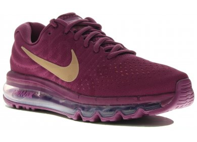 really comfortable reasonably priced best supplier Acheter Nike Air Max 2017 violet rose noir